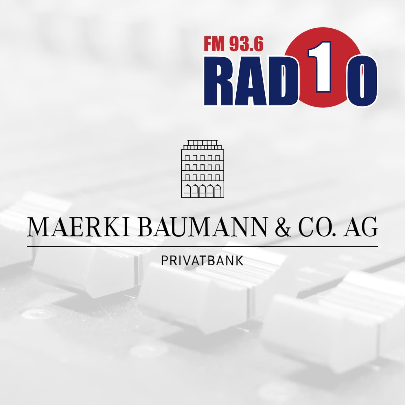 Radio 1 - Finanztalk mit Maerki Baumann